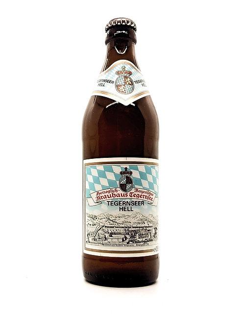 Tegernsee - Tegernsee Hell Lager 4.8%