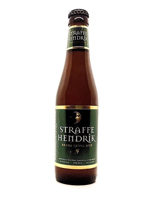 STRAFFE HENDRIK - Straffe Hendrik Tripel 9%