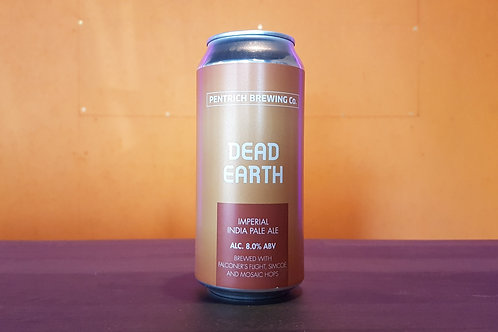 PENTRICH BREWING CO - Dead Earth - 8%