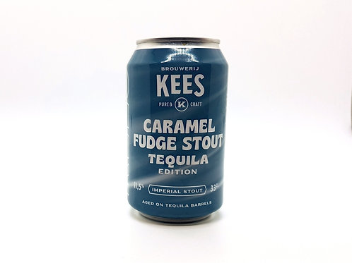 KEES - Caramel Fudge Stout Tequila Edition 11.5%