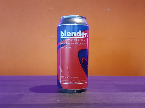 LEFT HANDED GIANT - Blender - 6.8%