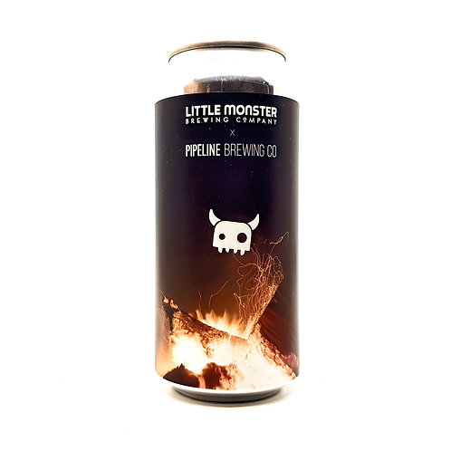 LITTLE MONSTER X PIPELINE - Finding Space 6.4%