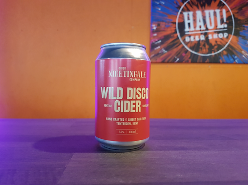 NIGHTINGALE - Wild Disco Cider - 5.5%