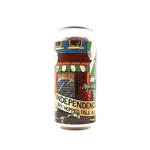 ABBEYDALE BREWERY - Independence  Pale Ale 4%
