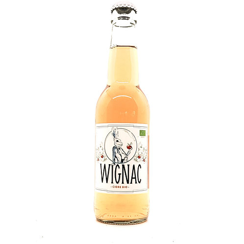 WIGNAC - Cidre Natural 4.5%