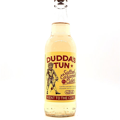 DUDDA'S TUN CIDER - Salted Caramal Cider - 4%