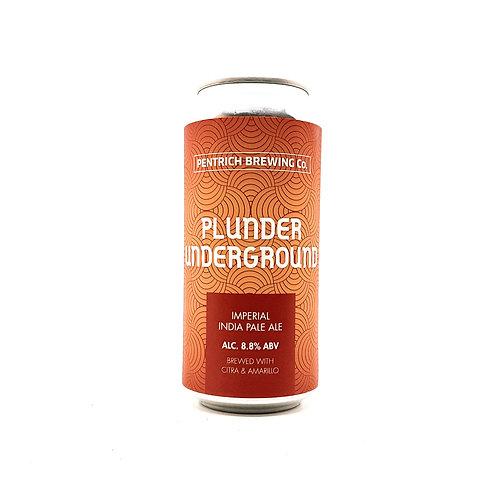 PENTRICH - Plunder Underground - 8.8%