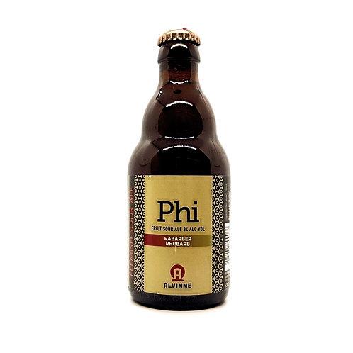 ALVINNE - Phi Rhubarb Sour Ale 8%