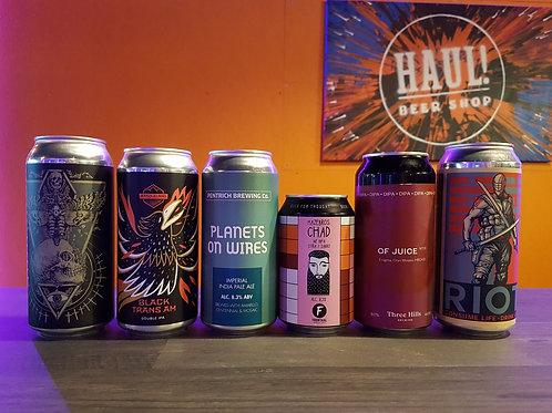 DIPA & TIPA HAUL! Style Case of 6 Beers