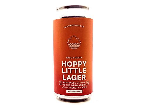 CLOUDWATER - Hoppy Little Lager 3%
