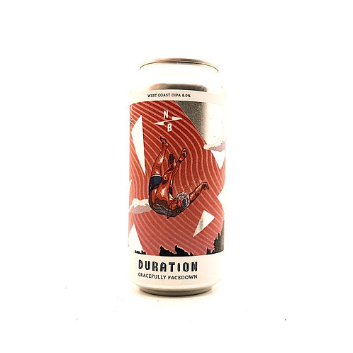 DURATION x NORTH BREWING - Gracefully Facedown