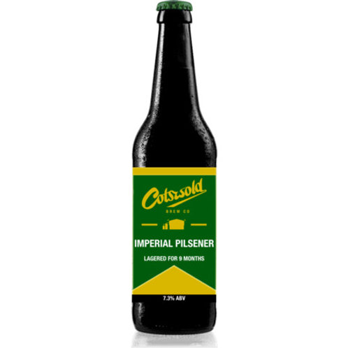 COTSWOLD BREW CO - Imperial Pilsener - Lager 7.3%