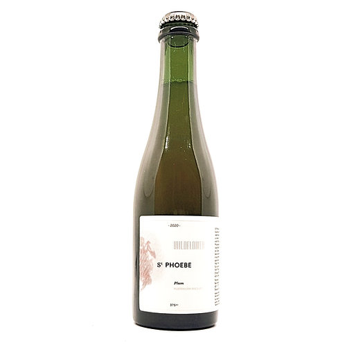 WILDFLOWER BREWING & BLENDING - St Phoebe Plum Wild Ale 5.6%