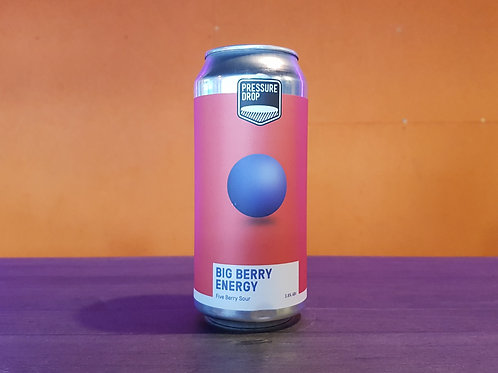 PRESSURE DROP - Big Berry Energy 3.8%