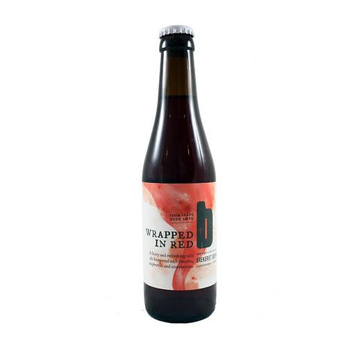 BREKERIET - Wrapped In Red - Wild Ale 5.6%
