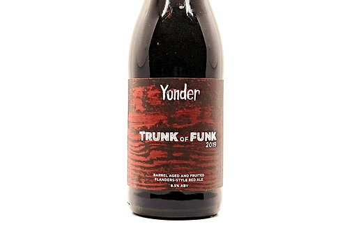 YONDER - Trunk of Funk 2019 8.5%