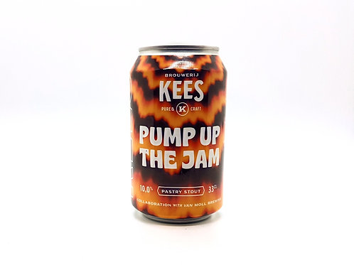 KEES - Pump Up The Jam 10%