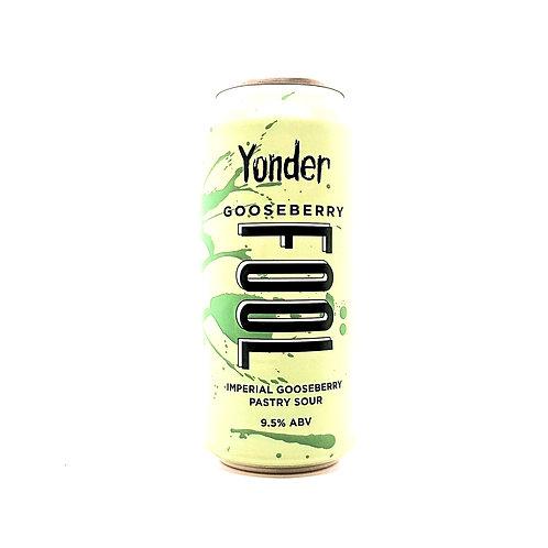 YONDER BREWING - Gooseberry Sour 9.5%