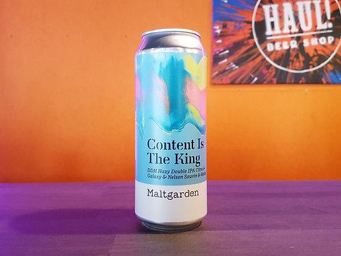 MALTGARDEN - Content Is King - 7.2%