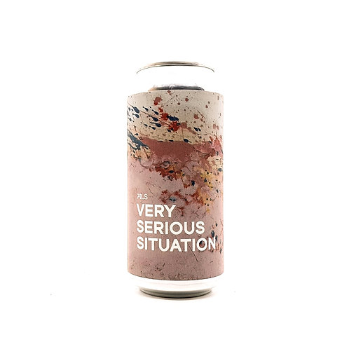 BOUNDARY - A Very Serious Situation  4.8%