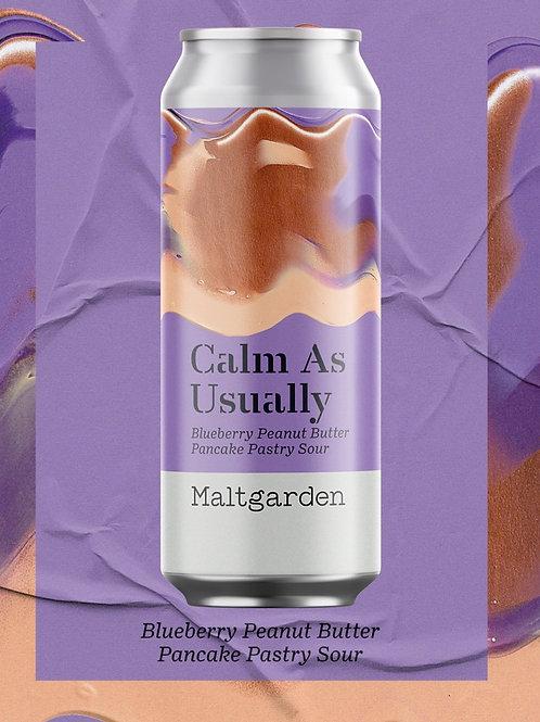 *PRE ORDER* MALTGARDEN - Calm As Usually  5.5%