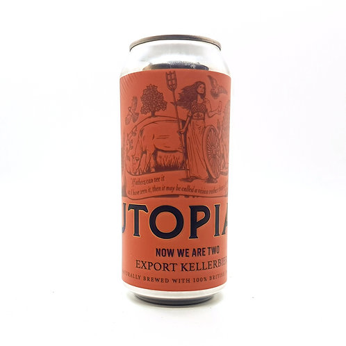 UTOPIAN BREWING - Now We Are Two 5.2%