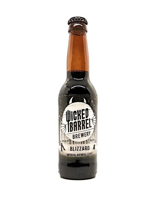 WICKED BARREL BREWERY - Blizzard - 10.3%