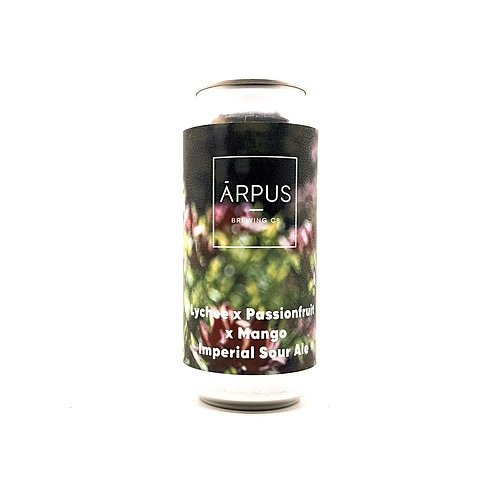 ARPUS - Lychee x Passionfruit x Mango 8%
