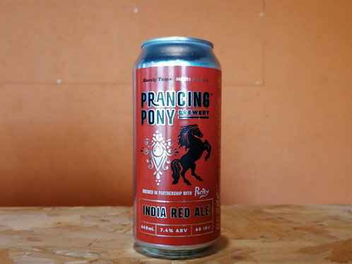 PRANCING PONY / PURITY - India Red Ale - 7.4%