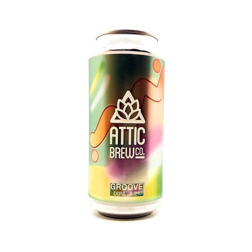 ATTIC BREW - Groove 8.2%