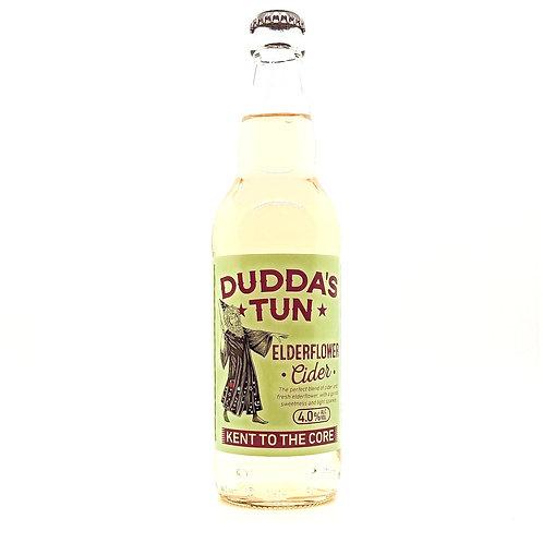 DUDDA'S TUN CIDER - Elderflower - 4%
