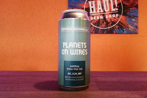 PENTRICH - Planets On Wires - 8.3%
