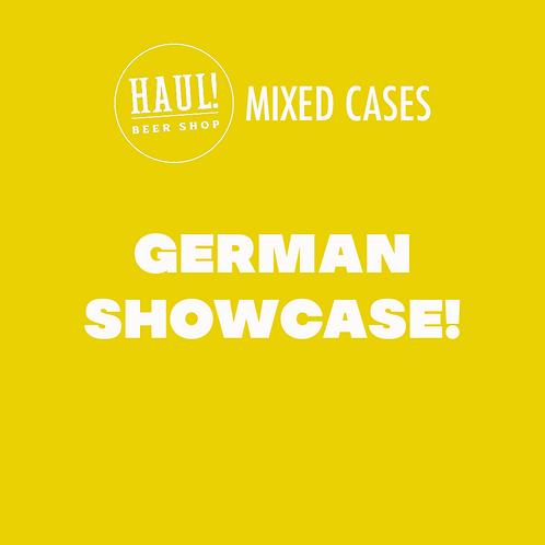 HAUL! GERMAN SHOWCASE - Mixed Case of 6 German Beers