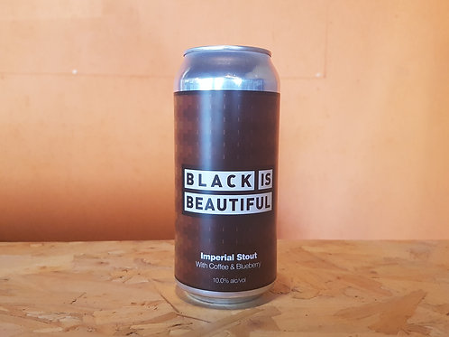 UNITY BREWING CO - Black Is Beautiful Imperial Stout - 10%