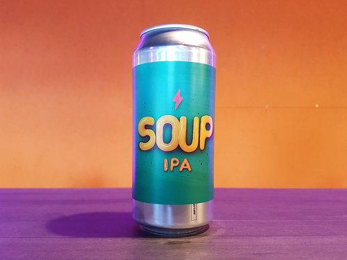 GARAGE BREWING - Soup IPA 6%