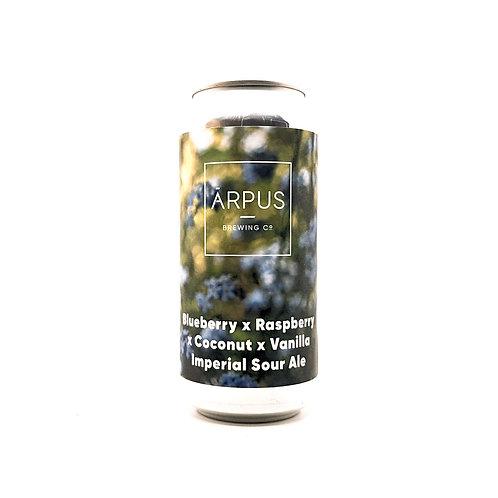 ARPUS - Blueberry x Raspberry x Coconut x Vanilla 8%