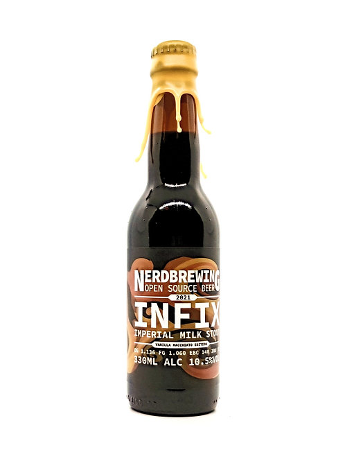 NERDBREWING - Infix (Vanilla Macchiato 2021) 10.5%
