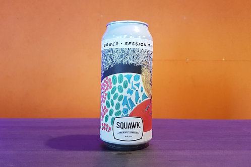 SQUAWK BREWING COMPANY - Bower Session IPA 4.6%