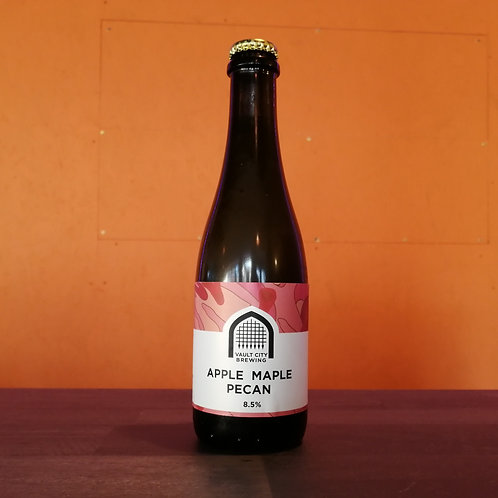 VAULT CITY BREWING - Apple Maple Pecan 8.5%