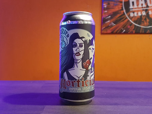 BARRIER BREWING - Morticia 10.1%
