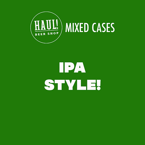 HAUL! IPA STYLE - Case of 6 beers