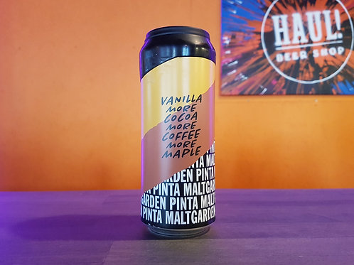 MALTGARDEN X PINTA - Vanilla More Cocoa More Coffee More Maple 9.6%