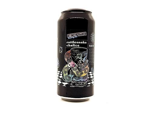 NEON RAPTOR X BLACK IRIS - Rattlesnake Chalice 7.2%