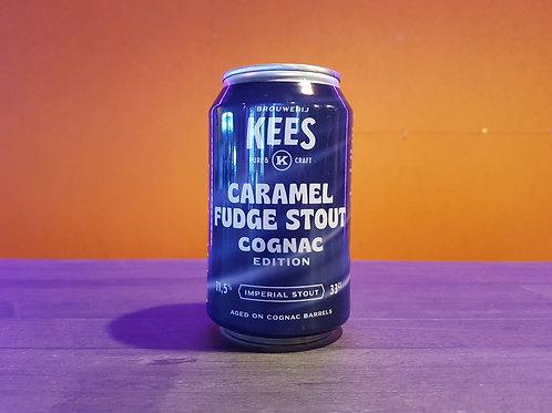 KEES - Caramel Fudge Stout Cognac Edition 11.5%