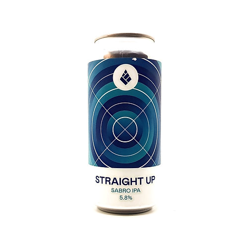 DROP PROJECT - Straight Up Sabro IPA 5.8%
