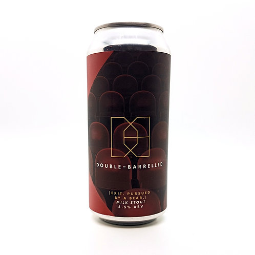 DOUBLE BARRELLED - Exit Pursued By A Bear 5.5%