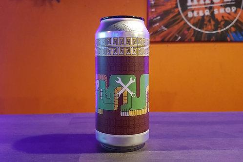 DE MOERSLEUTEL - Aztec Hot Chocolate 10%