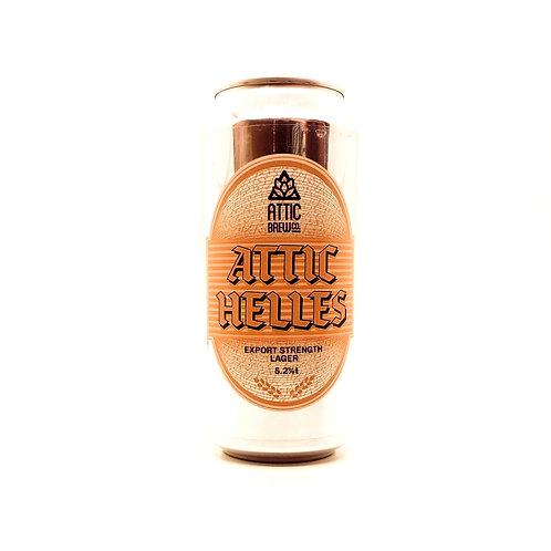 ATTIC BREW - Attic Helles 5.2%