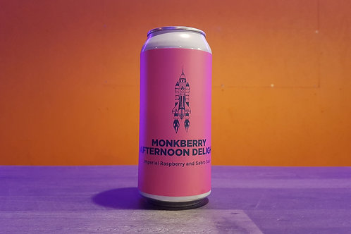 POMONA ISLAND - Monkberry Afternoon Delight - 10%