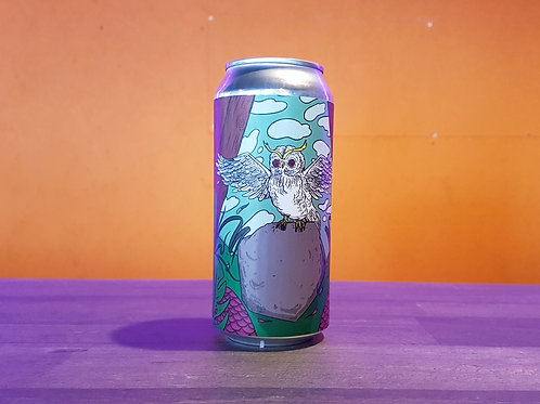 LEFT HANDED GIANT - Woodland Creatures - 6.9%